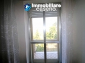 House with garage and land for sale in Italy, Abruzzo - Village Roccaspinalveti 24