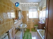 House with garage and land for sale in Italy, Abruzzo - Village Roccaspinalveti 25