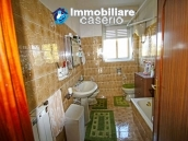 House with garage and land for sale in Italy, Abruzzo - Village Roccaspinalveti 26