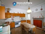 House with garage and land for sale in Italy, Abruzzo - Village Roccaspinalveti 7