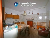 House with garage and land for sale in Italy, Abruzzo - Village Roccaspinalveti 8