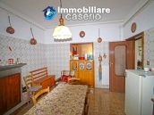 House with garage and land for sale in Italy, Abruzzo - Village Roccaspinalveti 9