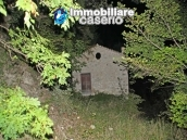Stone country house with panoramic terrace for sale in Palmoli, Abruzzo, Italy 11