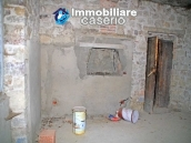 Stone country house with panoramic terrace for sale in Palmoli, Abruzzo, Italy 13