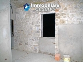 Stone country house with panoramic terrace for sale in Palmoli, Abruzzo, Italy 14