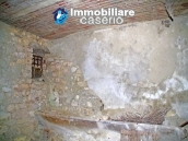 Stone country house with panoramic terrace for sale in Palmoli, Abruzzo, Italy 16