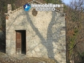 Stone country house with panoramic terrace for sale in Palmoli, Abruzzo, Italy 2