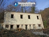 Stone country house with panoramic terrace for sale in Palmoli, Abruzzo, Italy 4