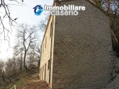 Stone country house with panoramic terrace for sale in Palmoli, Abruzzo, Italy 5
