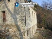 Stone country house with panoramic terrace for sale in Palmoli, Abruzzo, Italy 6