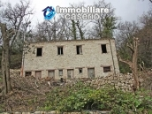 Stone country house with panoramic terrace for sale in Palmoli, Abruzzo, Italy 7
