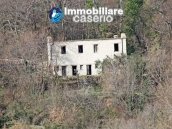 Stone country house with panoramic terrace for sale in Palmoli, Abruzzo, Italy 8