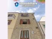 Habitable stone propertyfor sale in the hills of Molise, Agnone 1