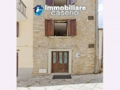Habitable stone propertyfor sale in the hills of Molise, Agnone 2