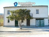 Italy property for sale, rustic cottage in Palmoli Abruzzo 1
