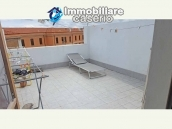 House in excellent condition and  terrace sea view for sale in Italy, Region Molise 1