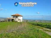 House with land and porch with sea view for sale in Italy, Region Molise - Mafalda 1