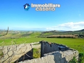 House with land and porch with sea view for sale in Italy, Region Molise - Mafalda 10