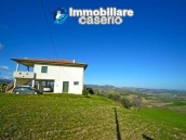 House with land and porch with sea view for sale in Italy, Region Molise - Mafalda 6