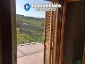 Property with garden and terrace mountain views for sale Abruzzo, Castel Frentano 7