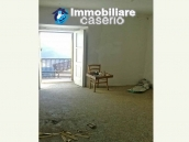Properties for sale with a view of hills in the Abruzzo - Village Carunchio 5