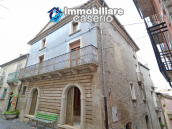 Ancient palace with terrace for sale in Italy, Region Molise, village Roccavivara 1