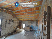 Ancient palace with terrace for sale in Italy, Region Molise, village Roccavivara 25