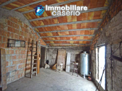 Ancient palace with terrace for sale in Italy, Region Molise, village Roccavivara 26