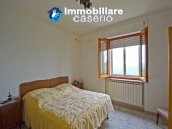 Detached house with garden and terrace for sale in the Abruzzo Region, Italy 17