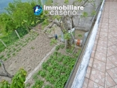 Detached house with garden and terrace for sale in the Abruzzo Region, Italy 30