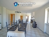 Huge house with terrace, garage and land with 21 nuts plants for sale in Abruzzo  11
