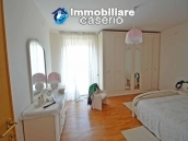Huge house with terrace, garage and land with 21 nuts plants for sale in Abruzzo  14