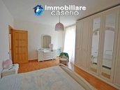 Huge house with terrace, garage and land with 21 nuts plants for sale in Abruzzo  15