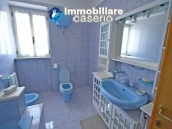 Huge house with terrace, garage and land with 21 nuts plants for sale in Abruzzo  18