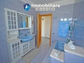 Huge house with terrace, garage and land with 21 nuts plants for sale in Abruzzo  19