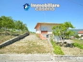 Huge house with terrace, garage and land with 21 nuts plants for sale in Abruzzo  2