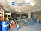 Huge house with terrace, garage and land with 21 nuts plants for sale in Abruzzo  23