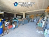 Huge house with terrace, garage and land with 21 nuts plants for sale in Abruzzo  24