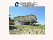 Huge house with terrace, garage and land with 21 nuts plants for sale in Abruzzo  4