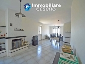 Huge house with terrace, garage and land with 21 nuts plants for sale in Abruzzo  7