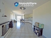 Huge house with terrace, garage and land with 21 nuts plants for sale in Abruzzo  8