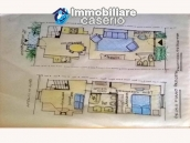 Two houses to be restored for sale in Molise, Italy - Village Mafalda 1