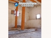 Two houses to be restored for sale in Molise, Italy - Village Mafalda 22