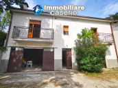 Detached house with land for sale in Italy, Abruzzo - Village Bomba 1