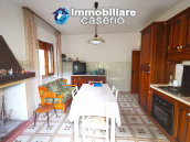Detached house with land for sale in Italy, Abruzzo - Village Bomba 6
