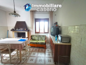Detached house with land for sale in Italy, Abruzzo - Village Bomba 7