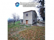 Stone house with garden for sale in Italy, Abruzzo, Guilmi 1