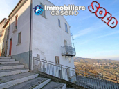 Large house with garden and ruin for sale in Italy, Abruzzo - Village Fraine 1