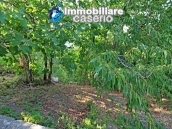 Property in the village habitable with land for sale in Italy, Abruzzo - Village Fraine 23