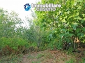 Property in the village habitable with land for sale in Italy, Abruzzo - Village Fraine 24